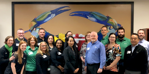 SECU Maryland's team of dedicated employees volunteer their time to run Finance Fairs.